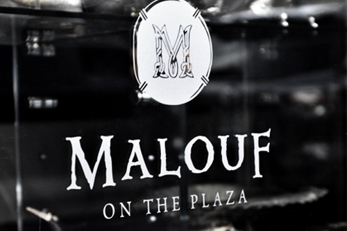 MALOUF ON THE SANTA FE PLAZA